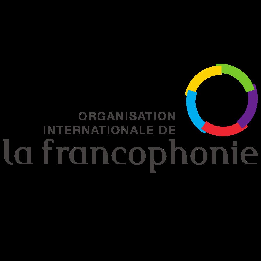 organisation internationale de la francophonie Logo