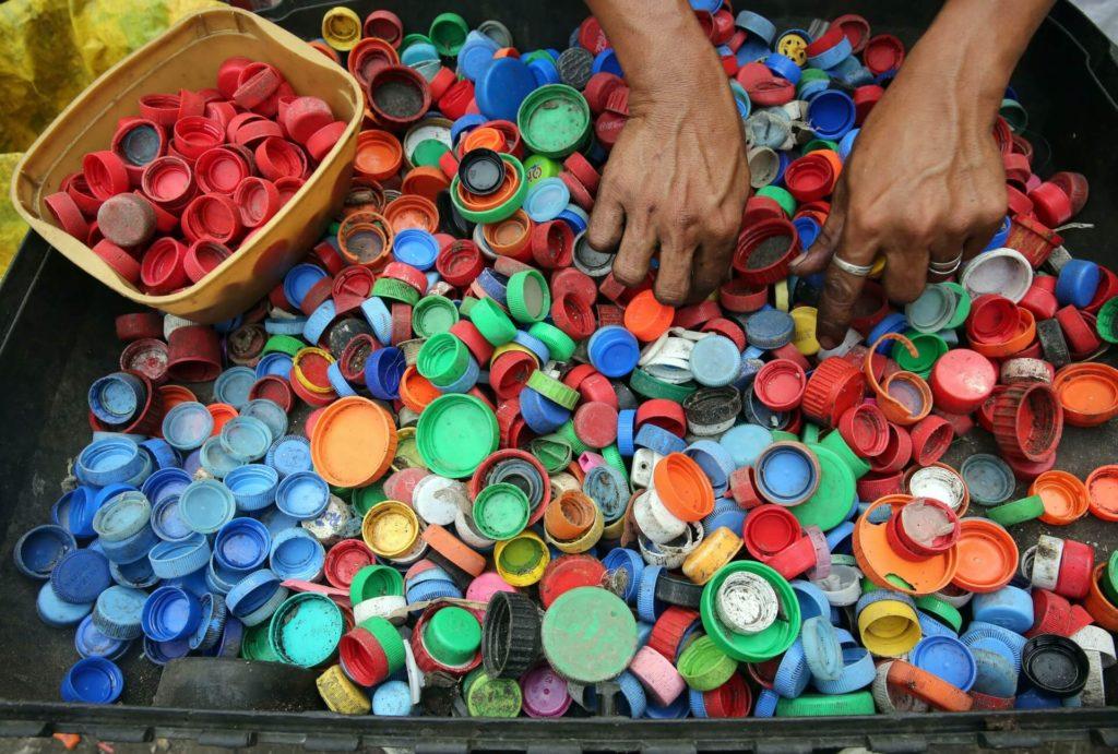 déchets plastiques en Afrique